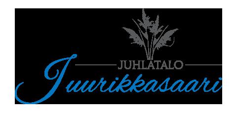 juhlatalo-juurikkasaari-logo